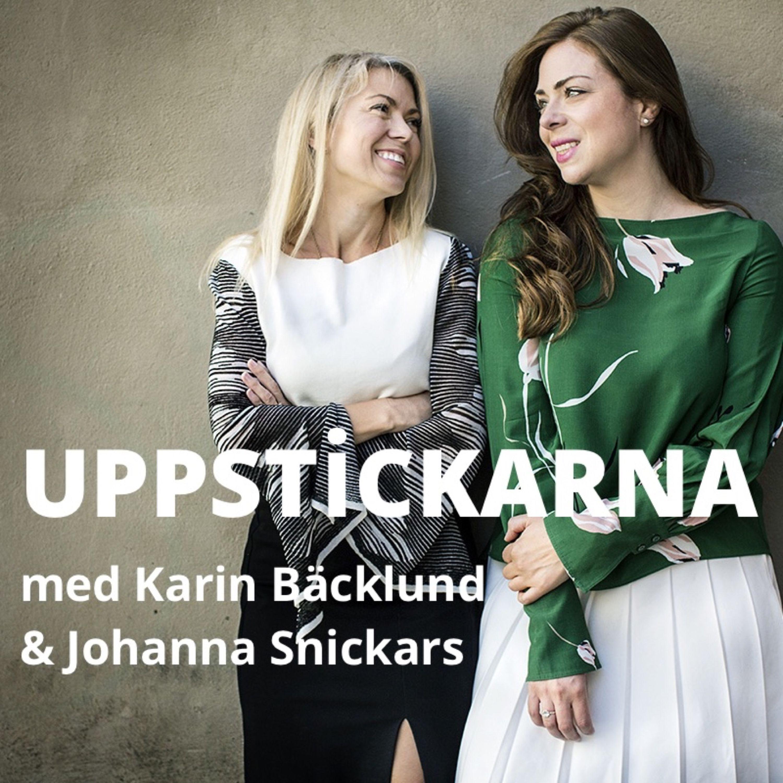 Uppstickarna möter Nina Åkestam