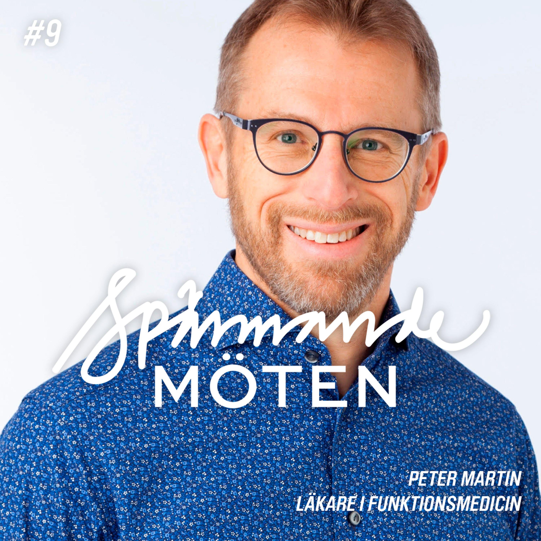 Peter Martin, läkare i funktionsmedicin