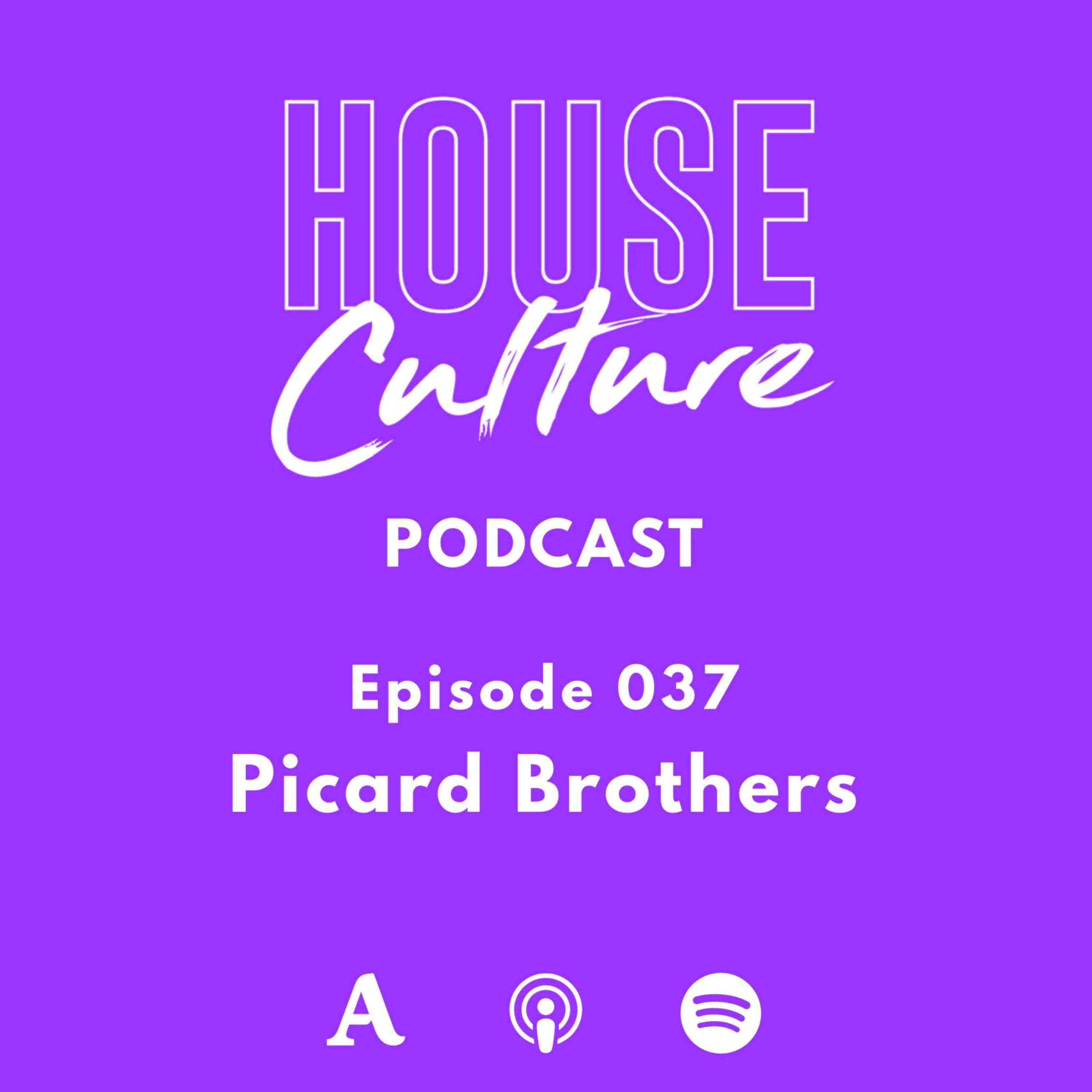 037: Picard Brothers
