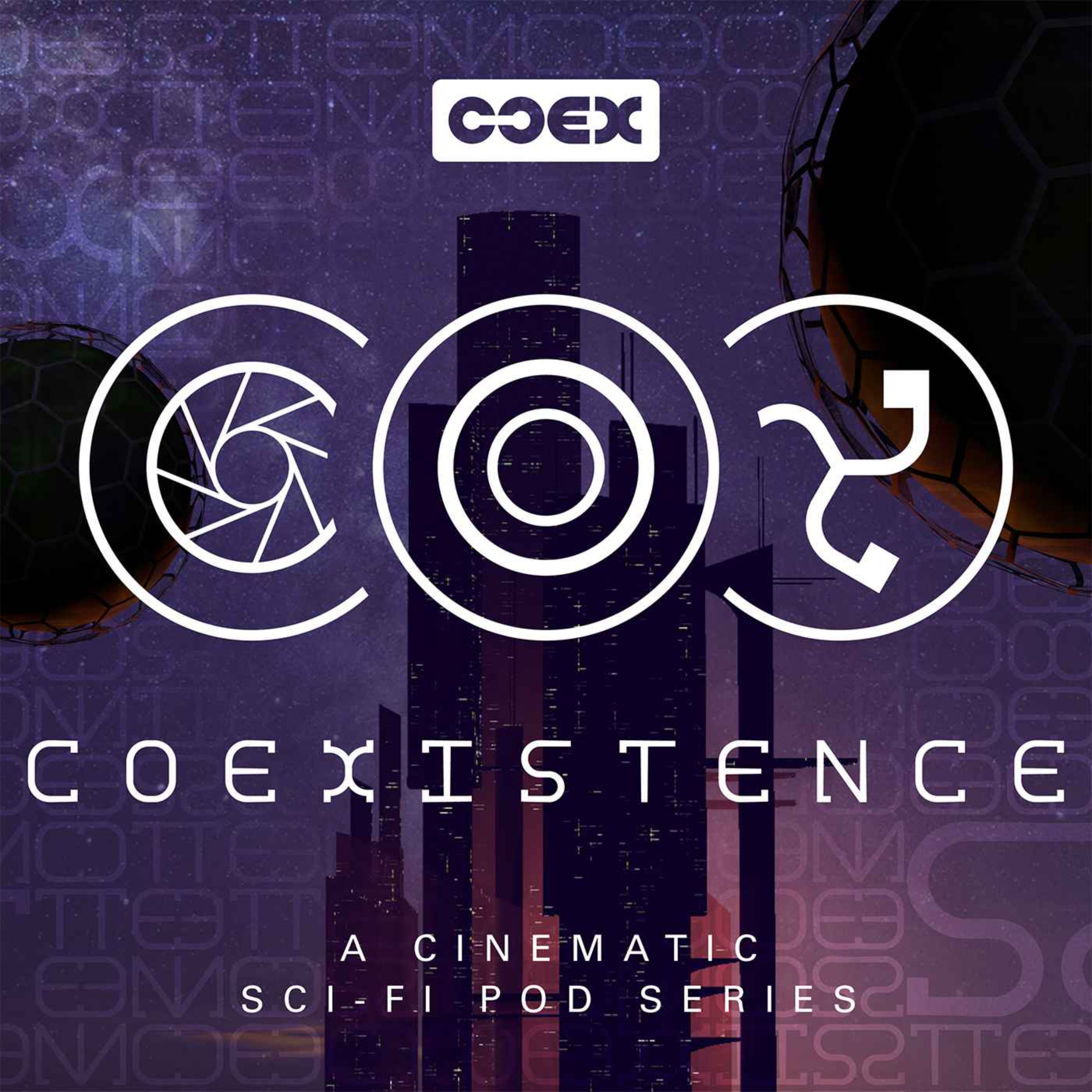 """""""    Coexistence """" Podcast"""