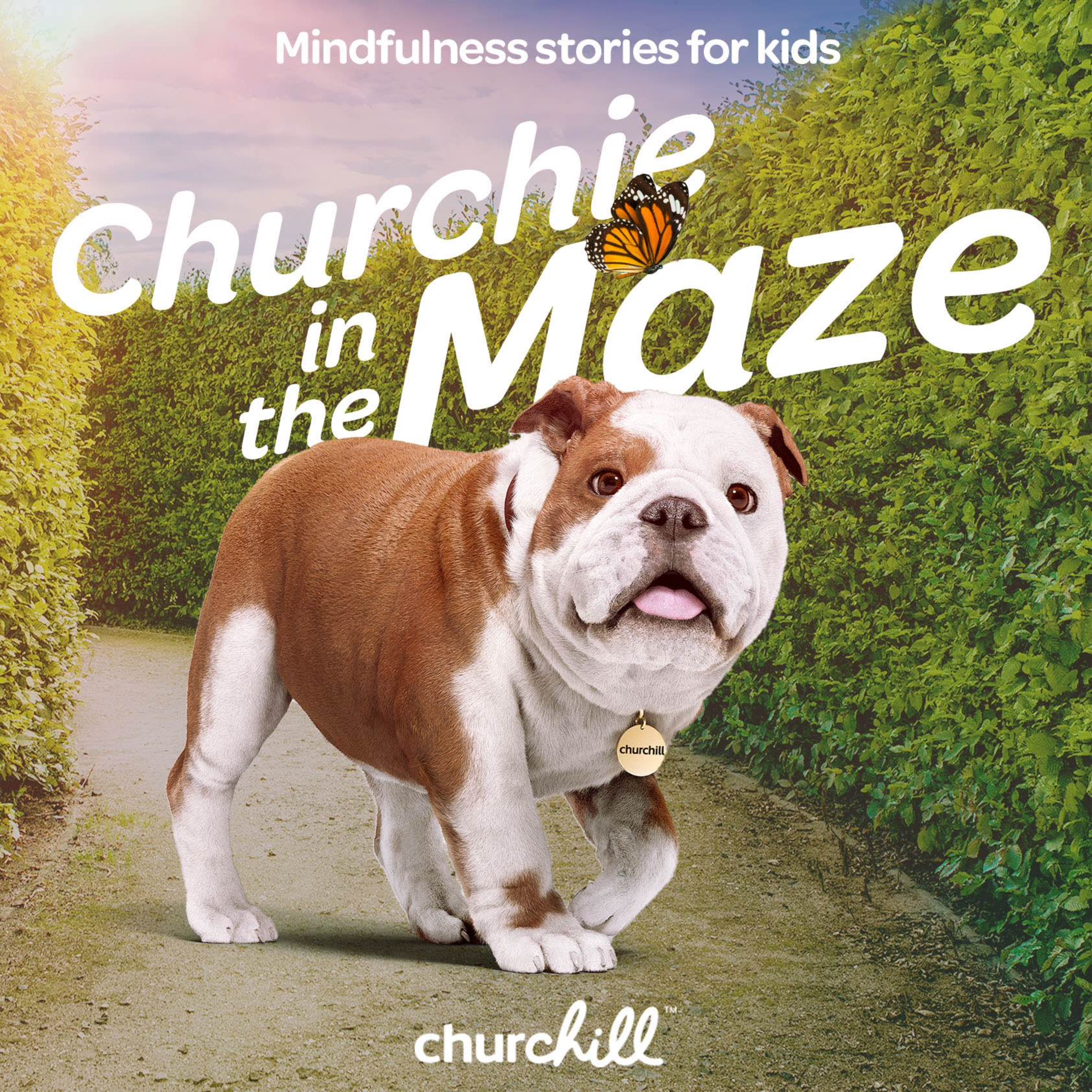 Churchie in the Maze