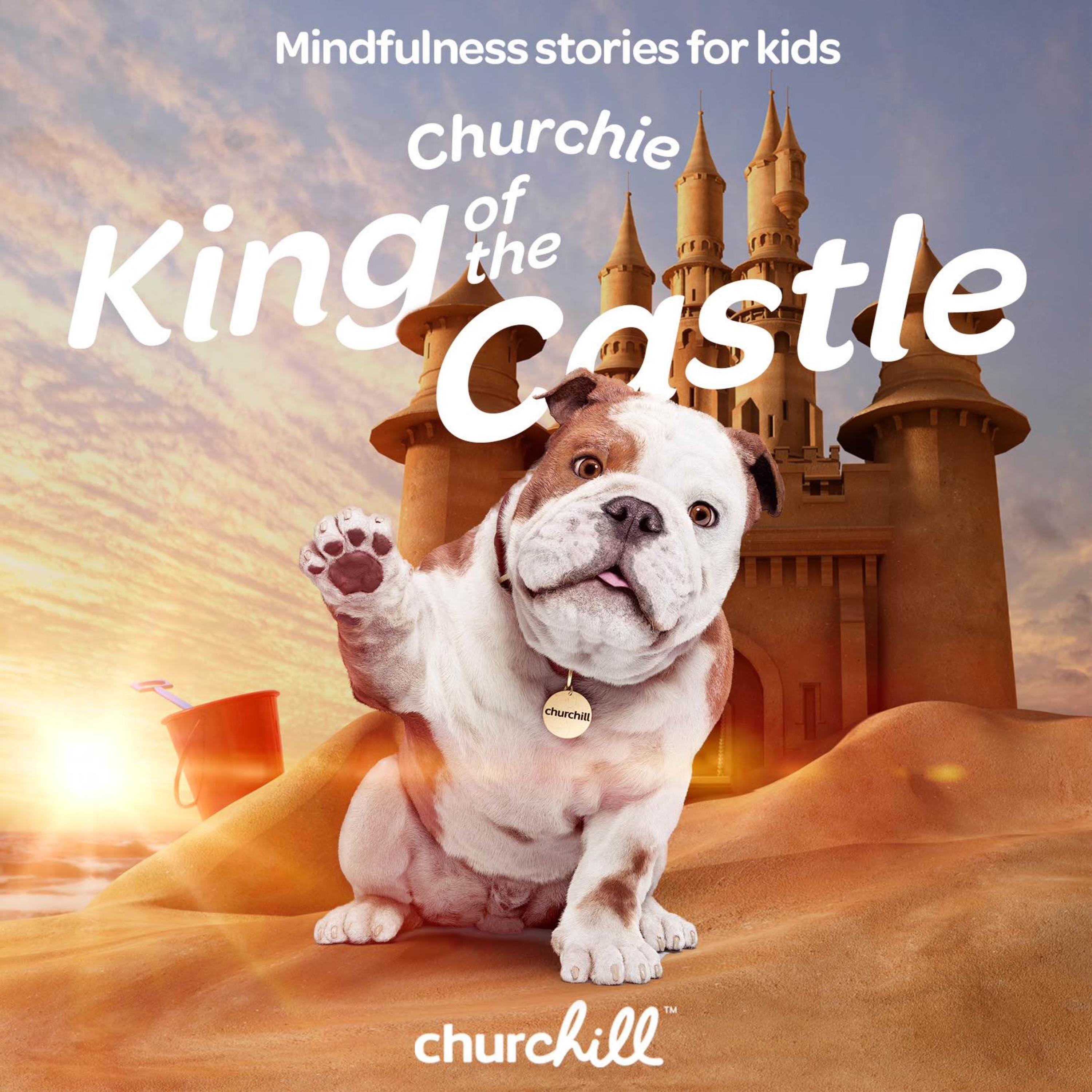 Churchie, King of the Castle