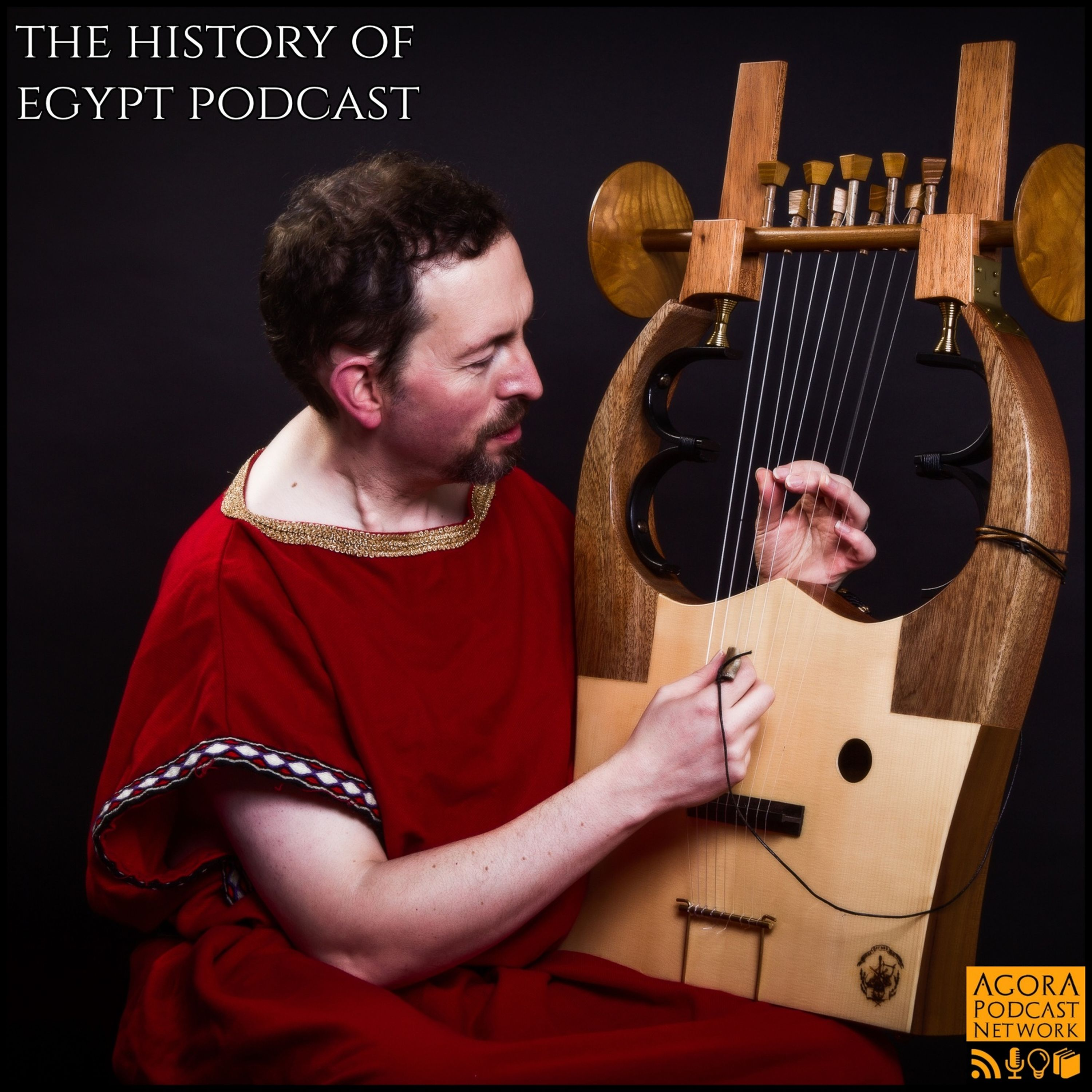 Interview: An Ancient Lyre, with Michael Levy