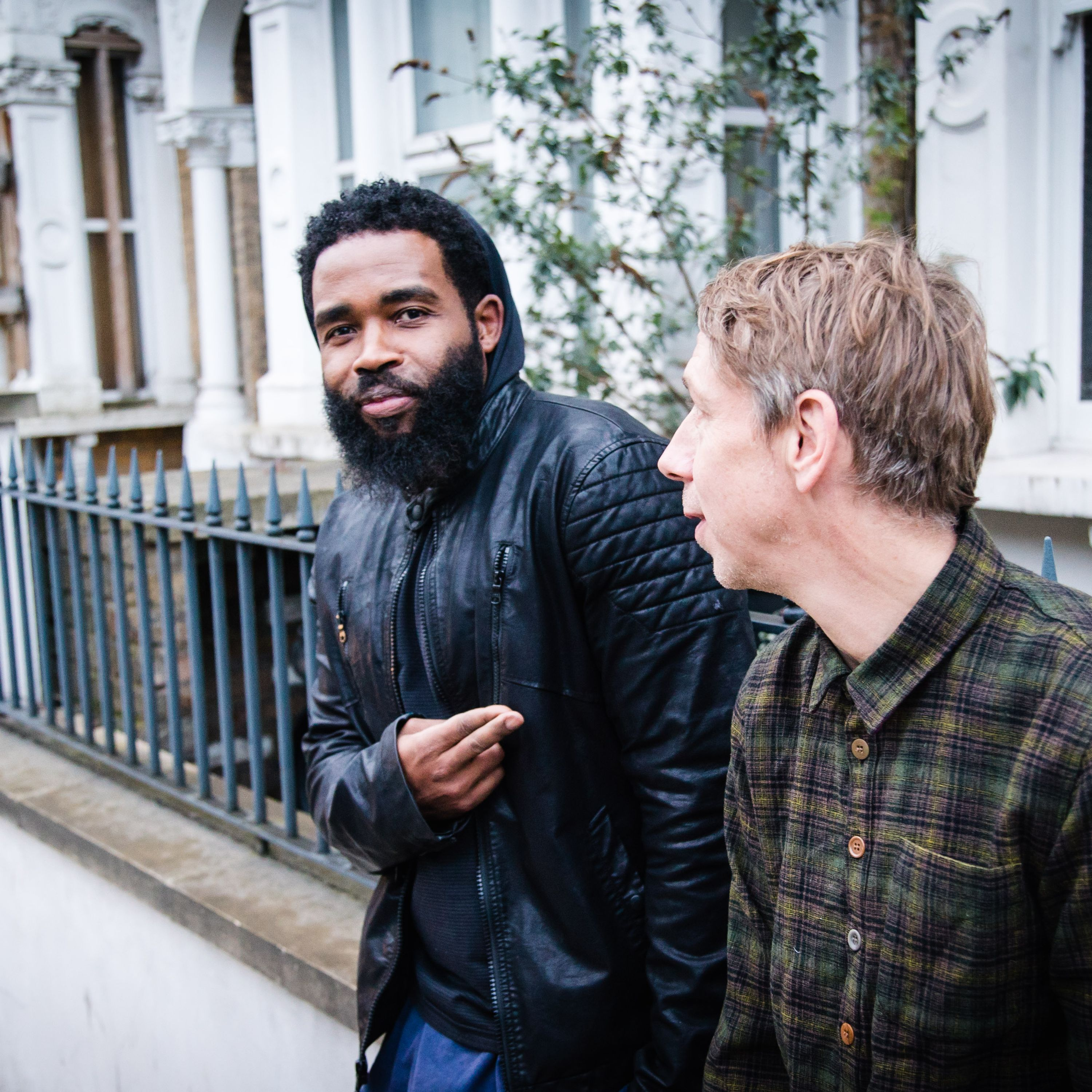 Gilles Peterson and Pharoahe Monch in Conversation