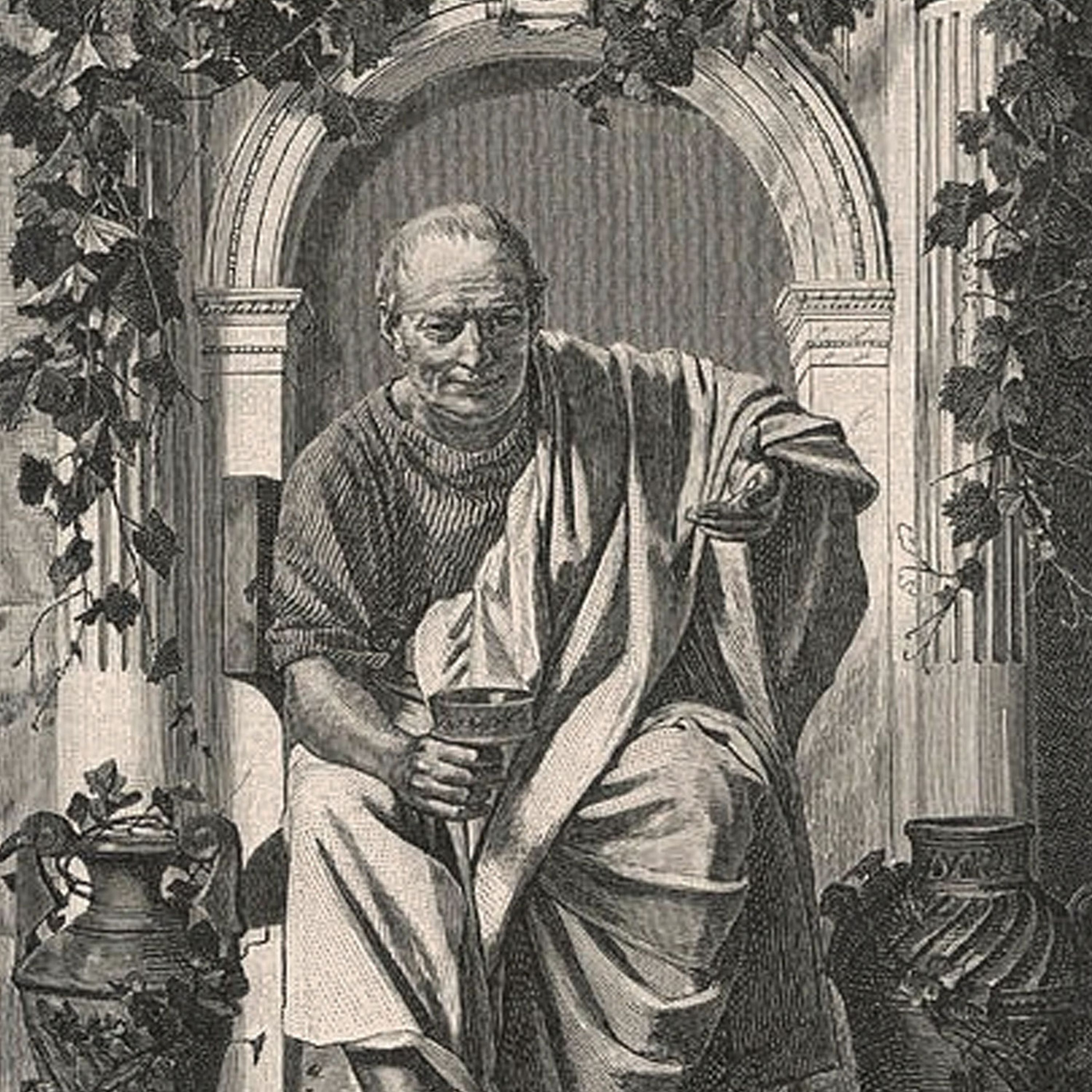 """""""To Licinius"""" by Horace"""