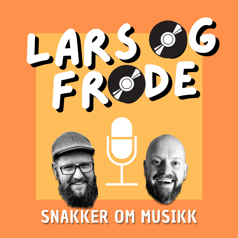 Lars og Frode snakker om musikk