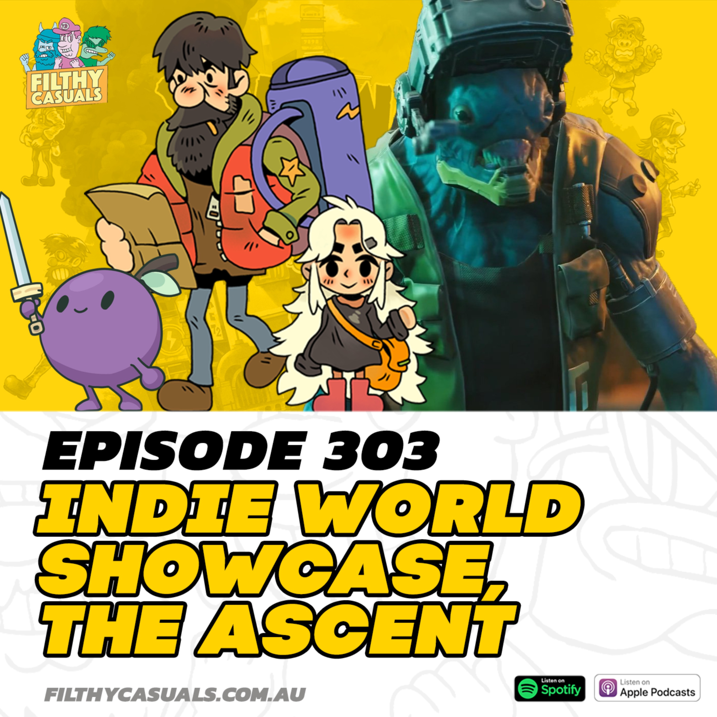 Episode 303: Indie World Showcase, The Ascent