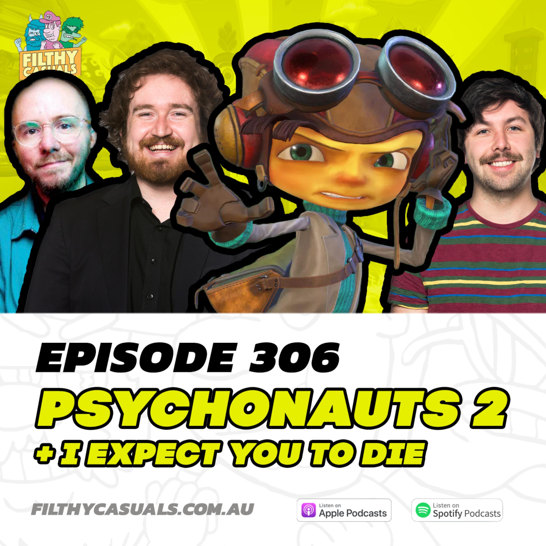 Episode 306: Psychonauts 2