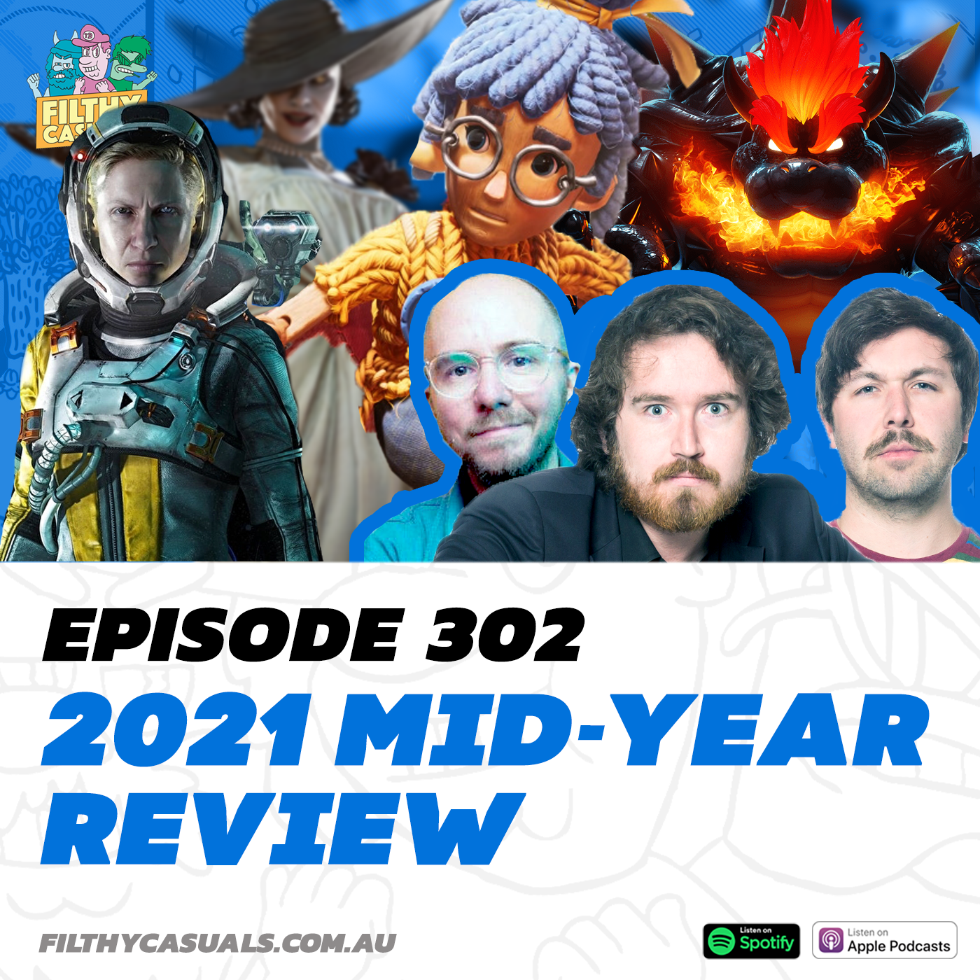 Episode 302: 2021 Mid-Year Review