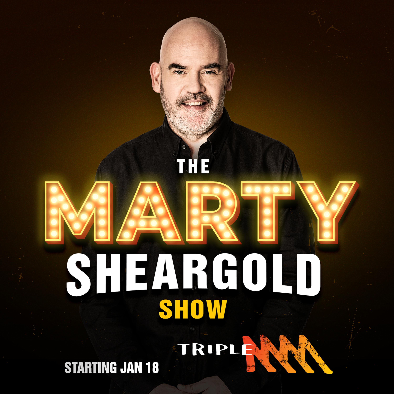 Marty Sheargold new 3MMM breakfast show