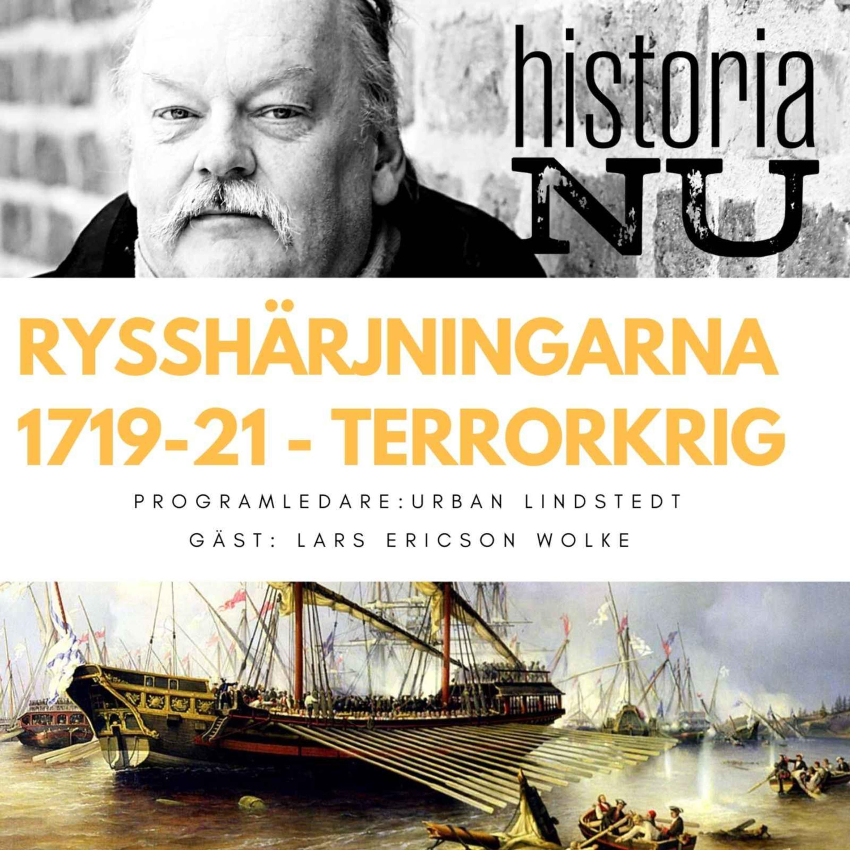Rysshärjningarna – terrorkriget som satte stopp för den svenska stormakten