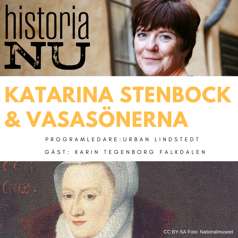 Katarina Stenbocks liv mitt i striden mellan Vasasönerna (nymixad repris)