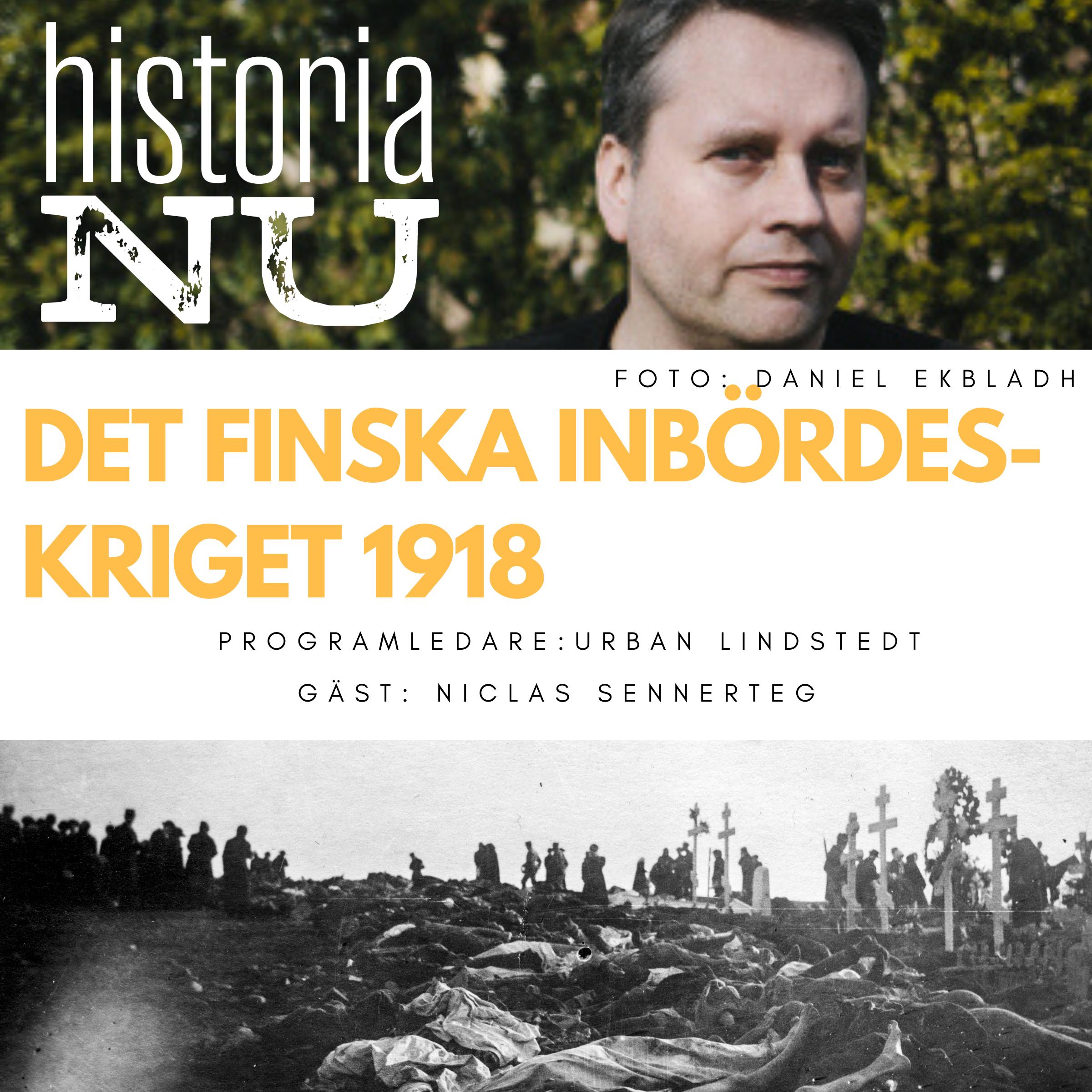 Under finska inbördeskriget togs inga fångar (nymixad repris)