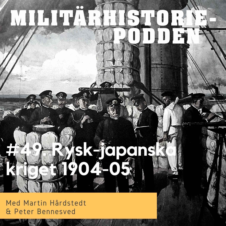 Rysk-japanska kriget – när Asien slog en europeisk stormakt