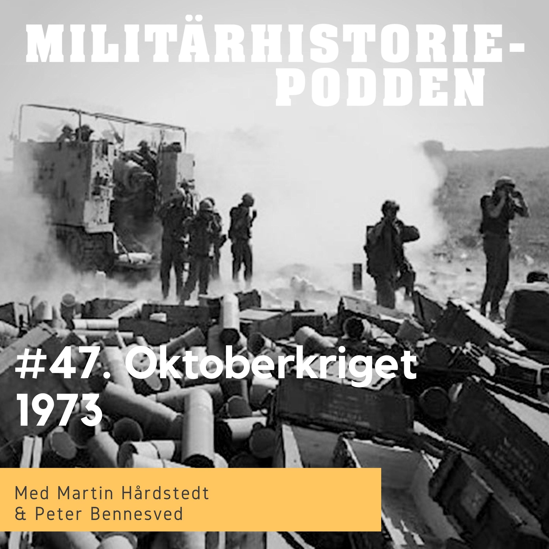Oktoberkriget 1973 – när israelerna slogs för sin överlevnad
