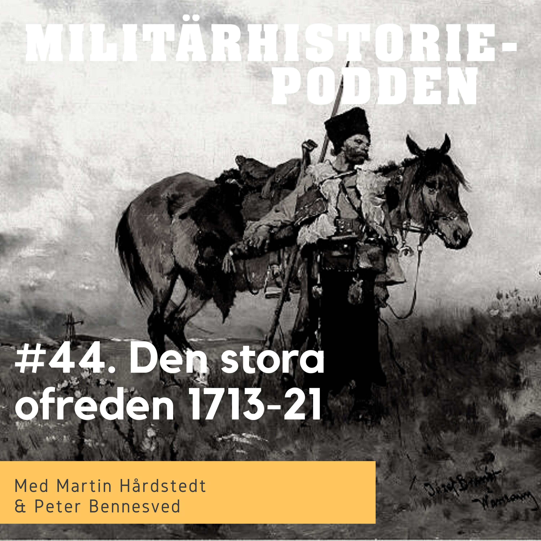 Stora ofreden – ryska ockupationen av Finland 1713-21