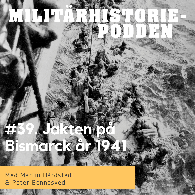 Jakten på Bismarck 1941