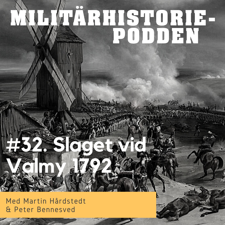 Valmy år 1792 – slaget som vände historien