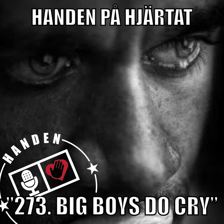 """273. BIG BOYS DO CRY"""
