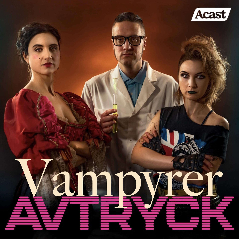 Vampyrer - Från folklore till True Blood