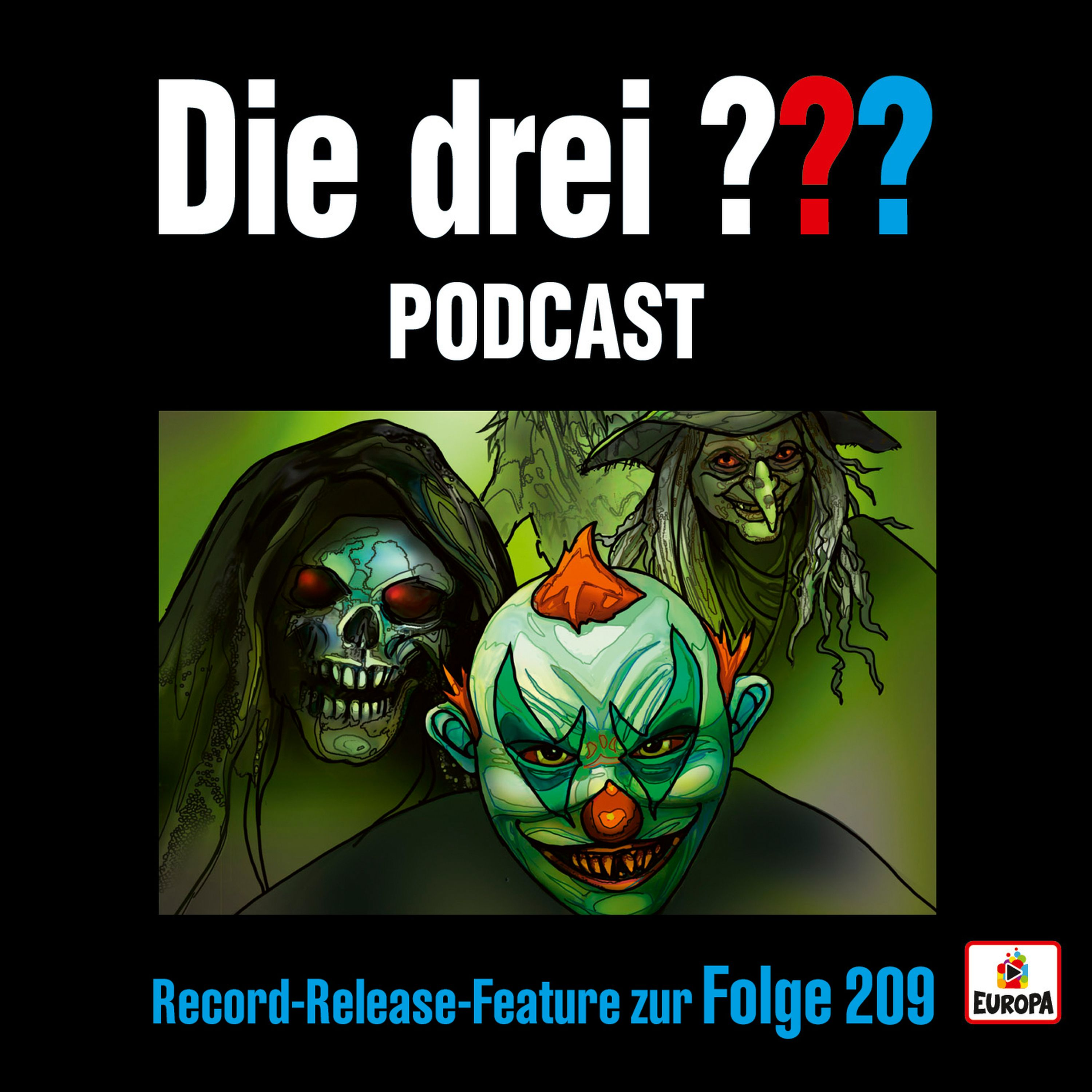 Record-Release-Feature zur Folge 209