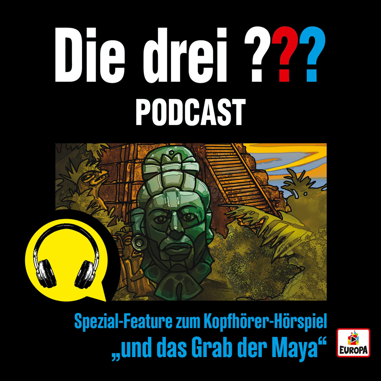 Spezial-Feature zum Kopfhörer-Hörspiel 'und das Grab der Maya'