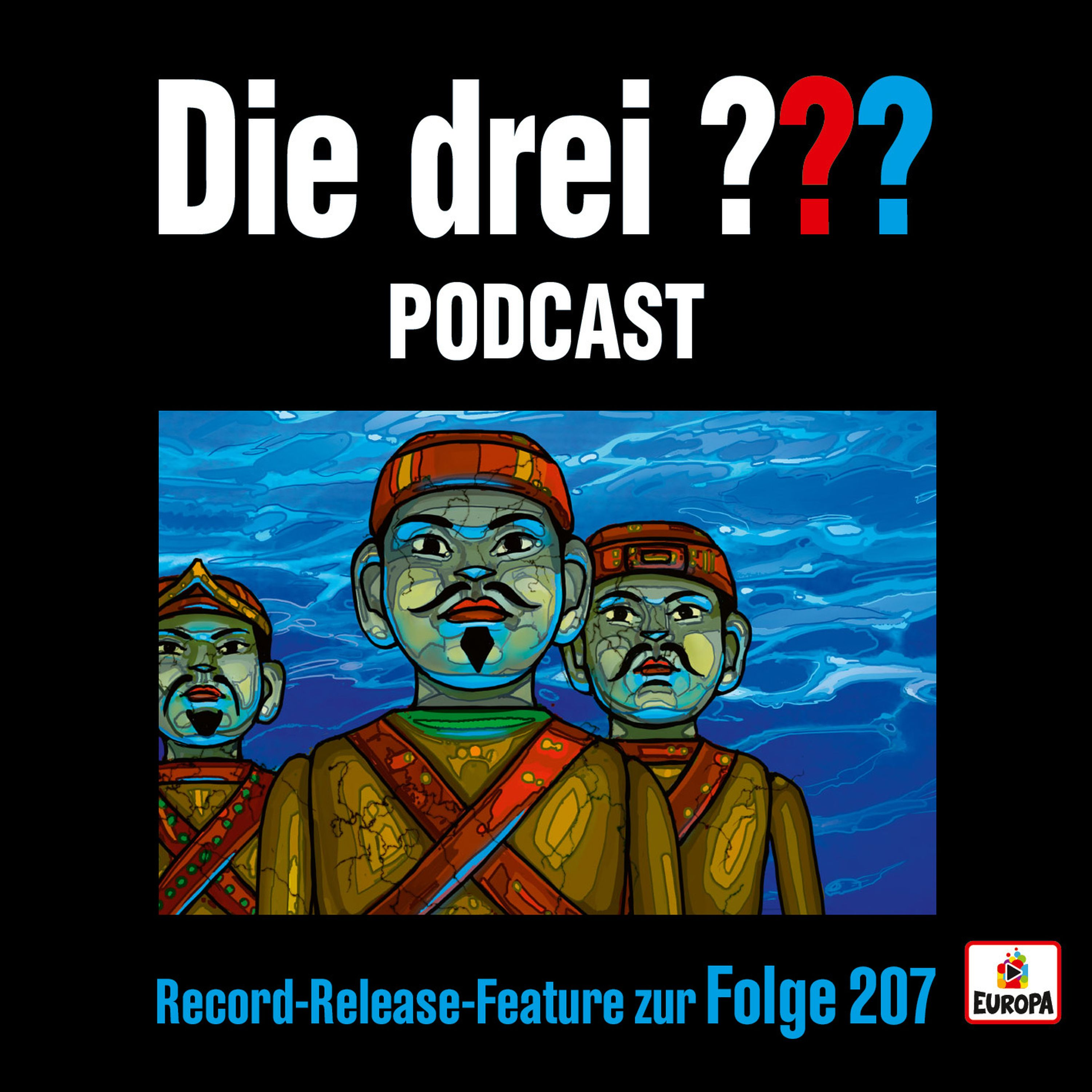 Record-Release-Feature zur Folge 207