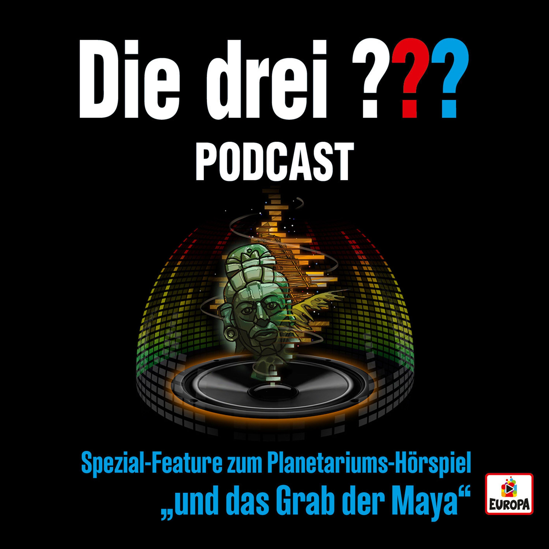 Spezial-Feature zum Planetariums-Hörspiel 'und das Grab der Maya'
