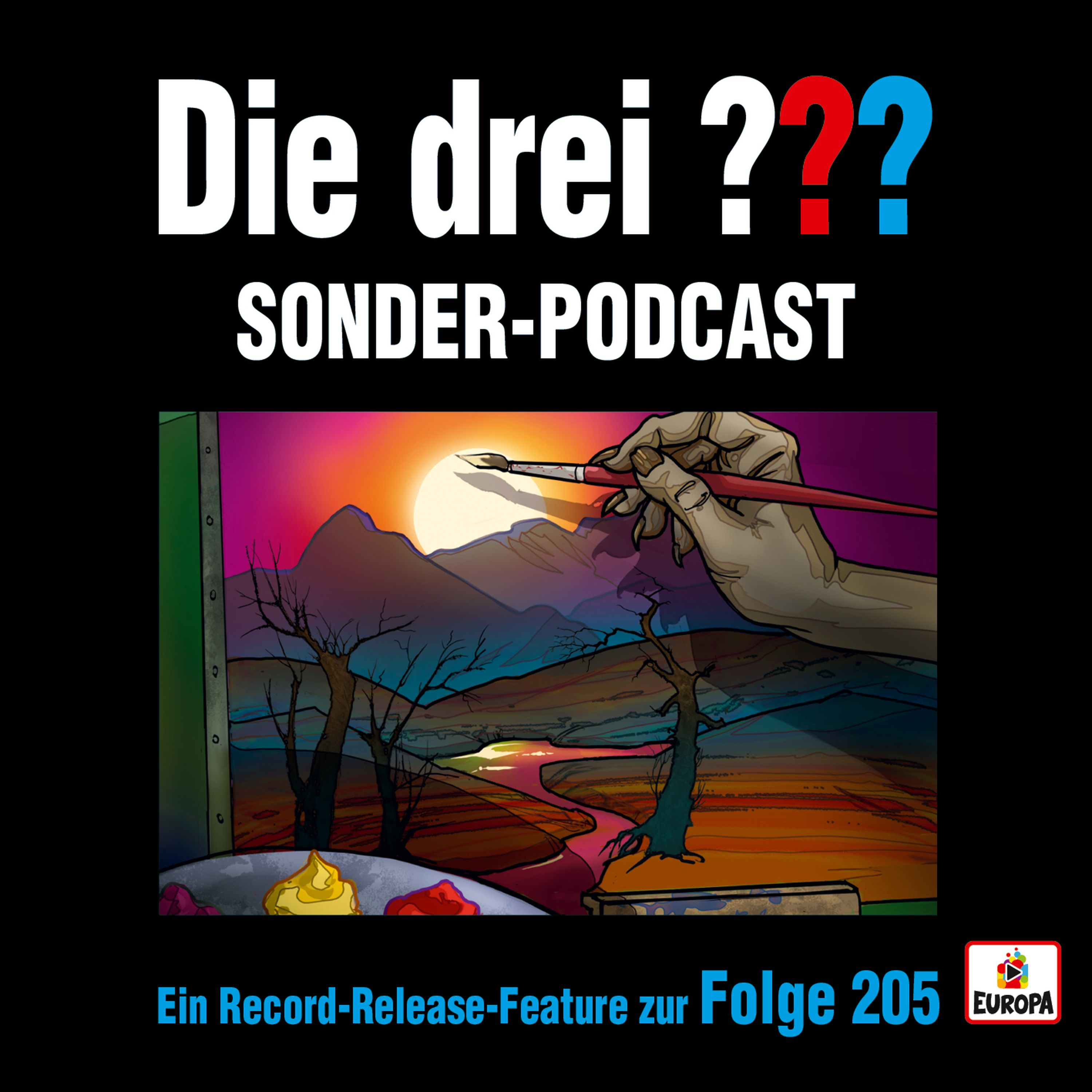 Record-Release-Feature zur Folge 205