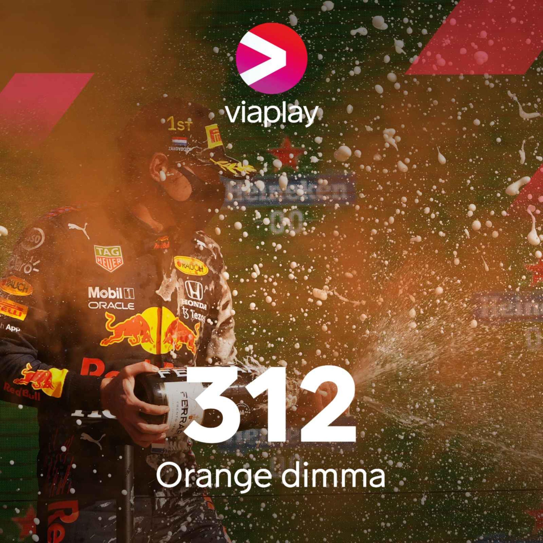 312. Orange dimma