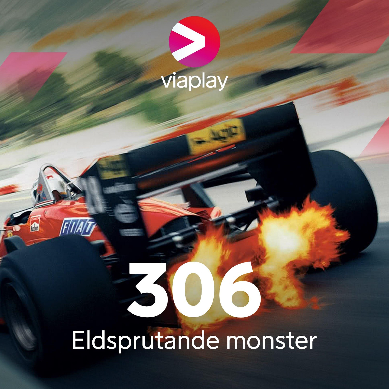 306. Eldsprutande monster