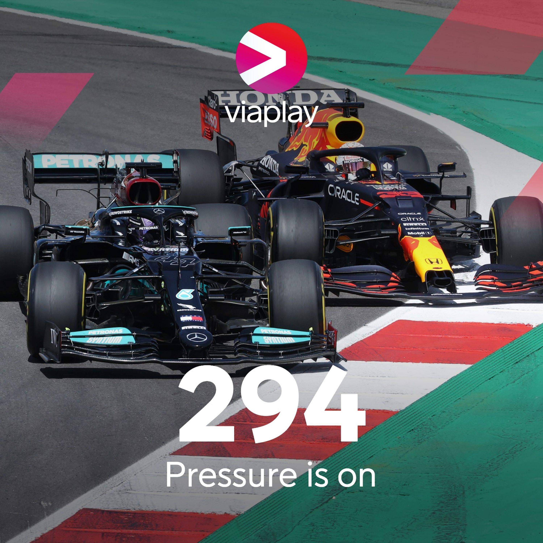 294. Pressure is on