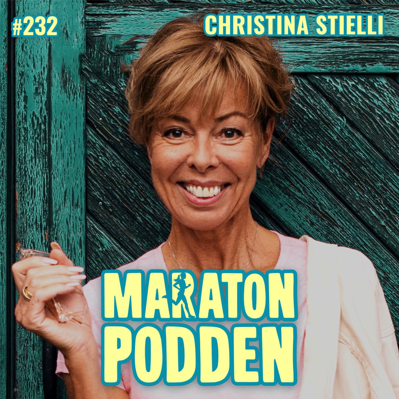 #232: Christina Stielli, en cocktaillöpares bekännelser