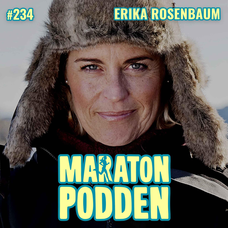 #234: Erika Rosenbaum, swimrunprästen som vägrar välja den lätta vägen