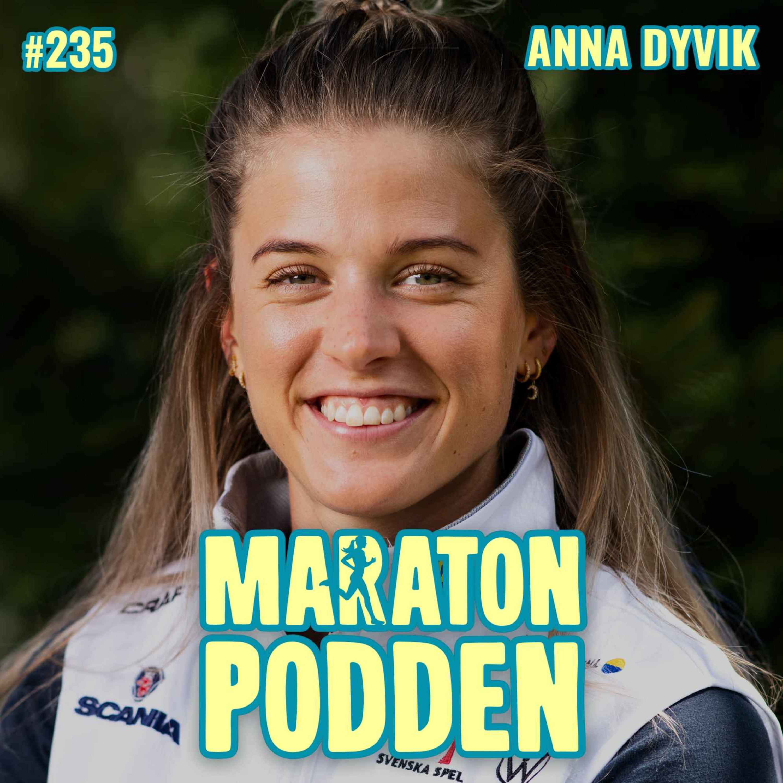 #235: Anna Dyvik, blev utbränd när hon försökte passa in i längdskidlandslagets mall