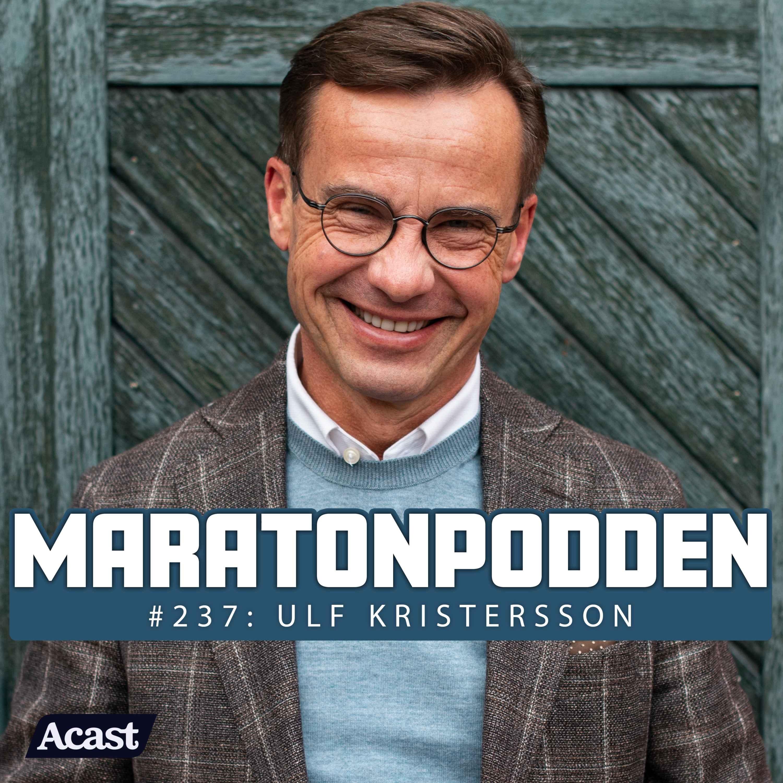 #237: Ulf Kristersson, vaderna, löpningen och rastlösheten