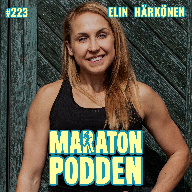 #223: Elin Härkönen, tjejen med svart bälte i att aldrig ge upp