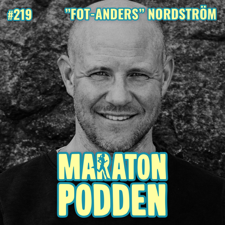 """#219: """"Fot-Anders"""" Nordström, därför sabbar löparskorna din löpning"""