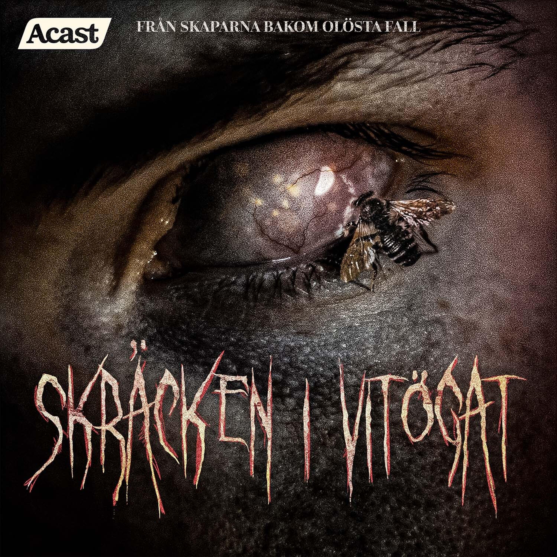 Trailer: Skräcken i Vitögat - i din podcastapp den 21-6-2021