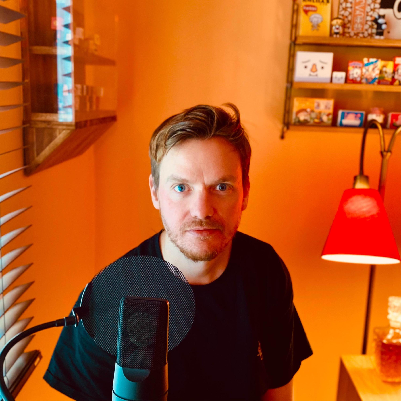 EXTRASODE: Johannes Brenning live on tape