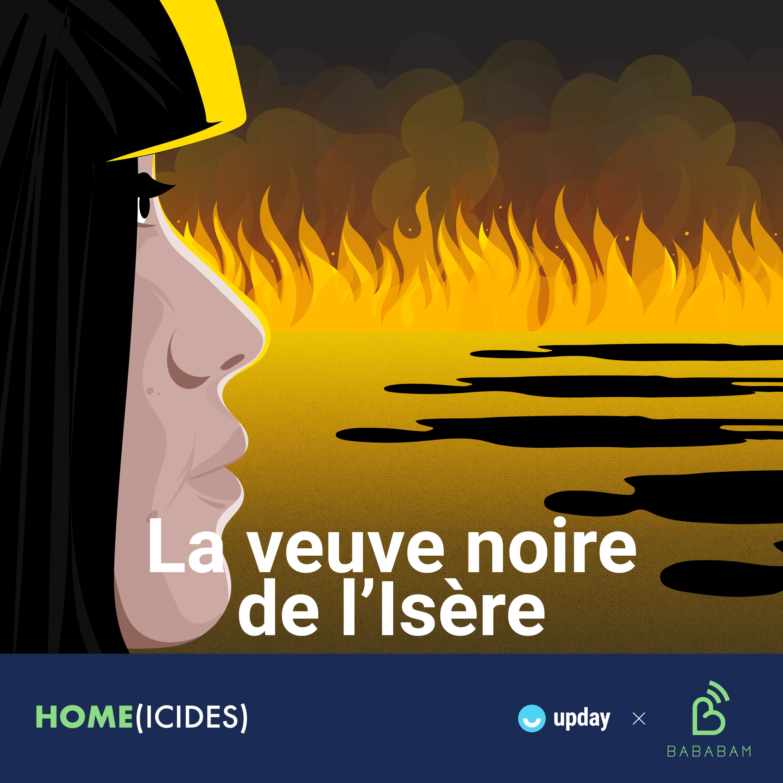"""La """"veuve noire de l'Isère"""" : un corps retrouvé calciné à l'arrière d'une voiture"""