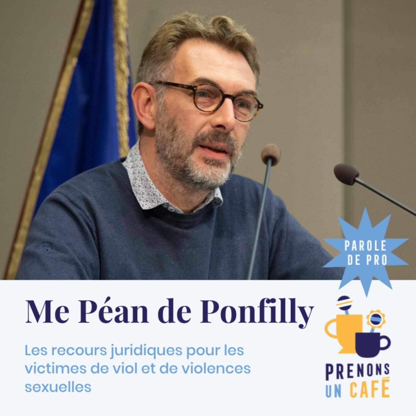 Parole de Pro - Maitre Péan de Ponfilly - Les recours juridiques pour les victimes de viols et de violences sexuelles
