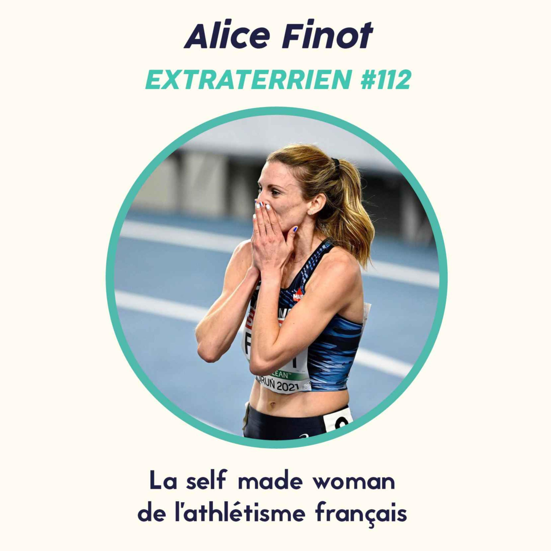 #112 Alice Finot – La Self Made Woman de l'Athlétisme Français 🇫🇷