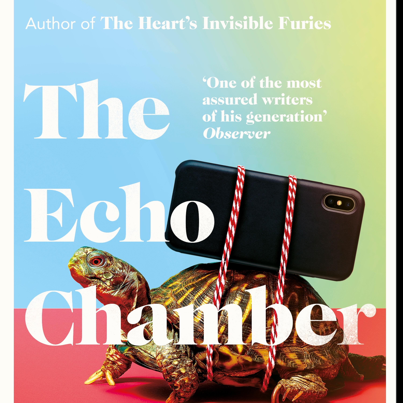 John Boyne (The Echo Chamber)