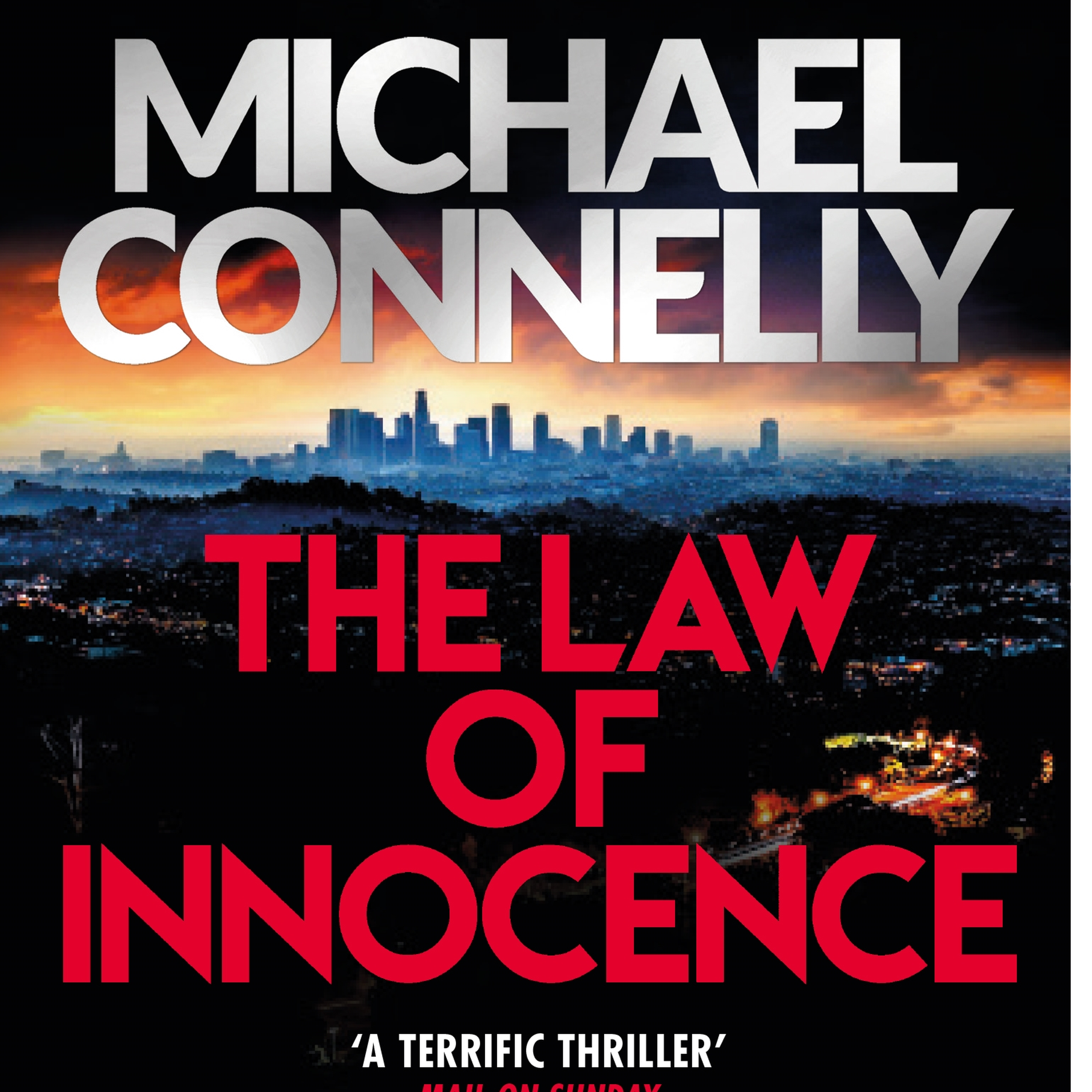 Michael Connelly (The Law Of Innocence)