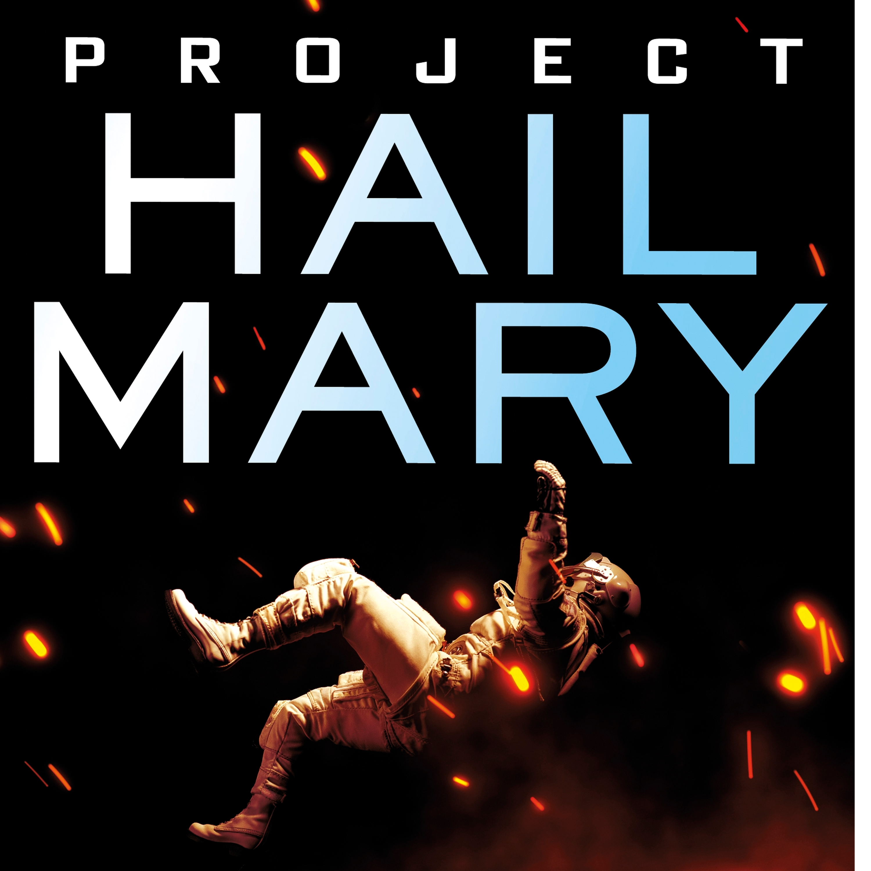 Andy Weir (Project Hail Mary)