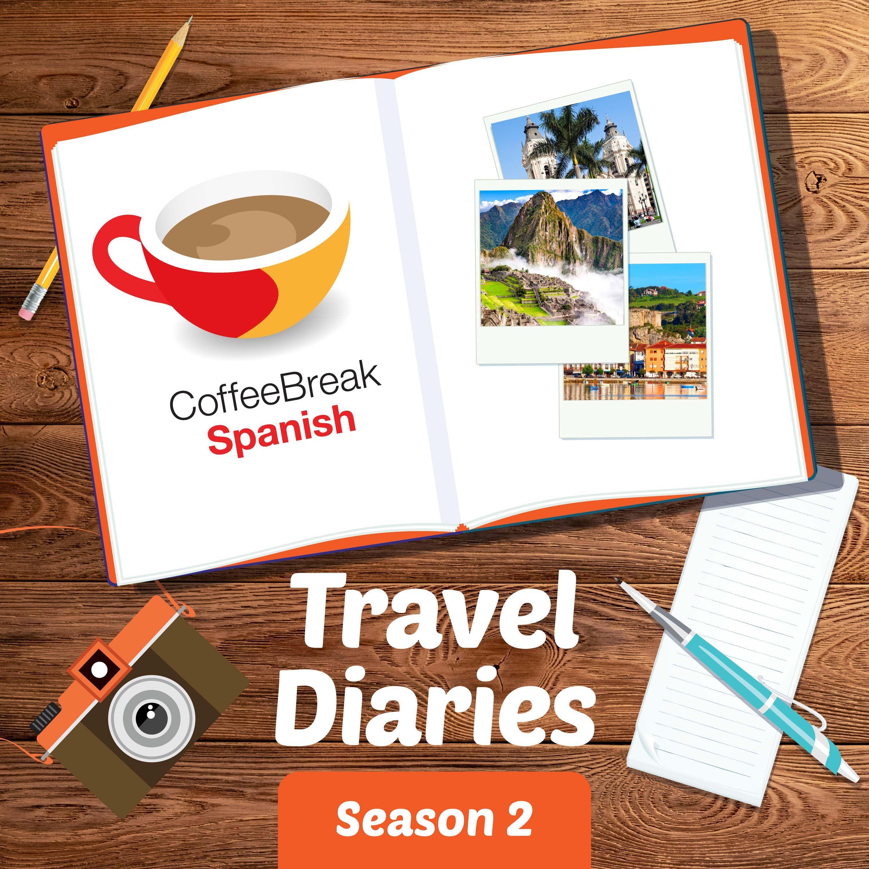 CBS Travel Diaries 2.09 | Entrada en Chile