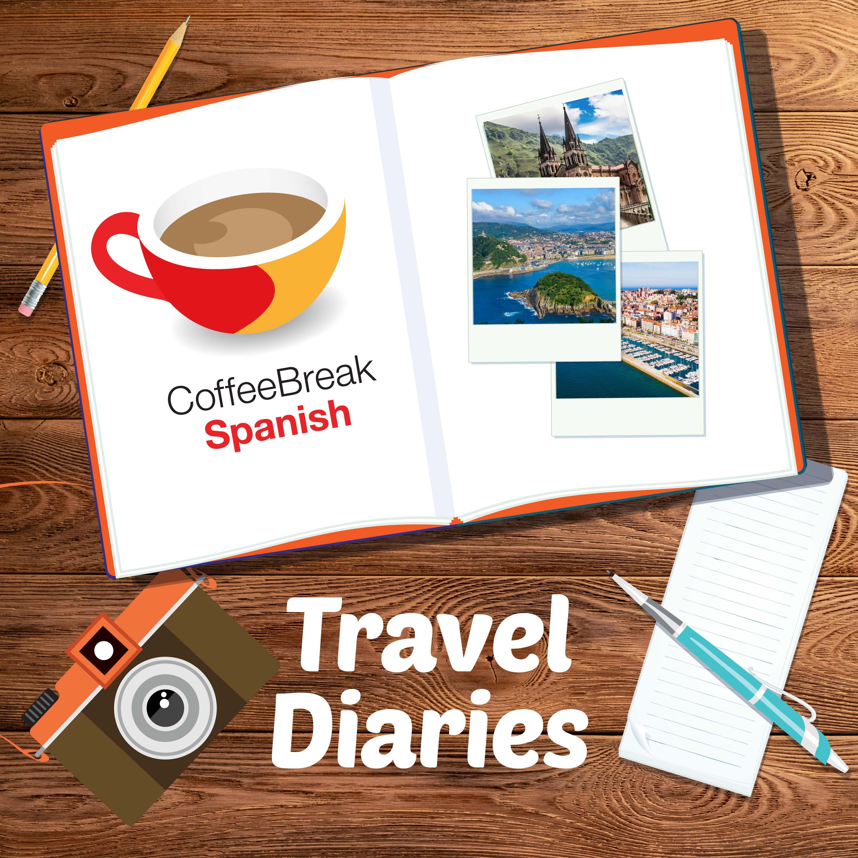 Llegamos a Cantabria - Coffee Break Spanish Travel Diaries Episode 4