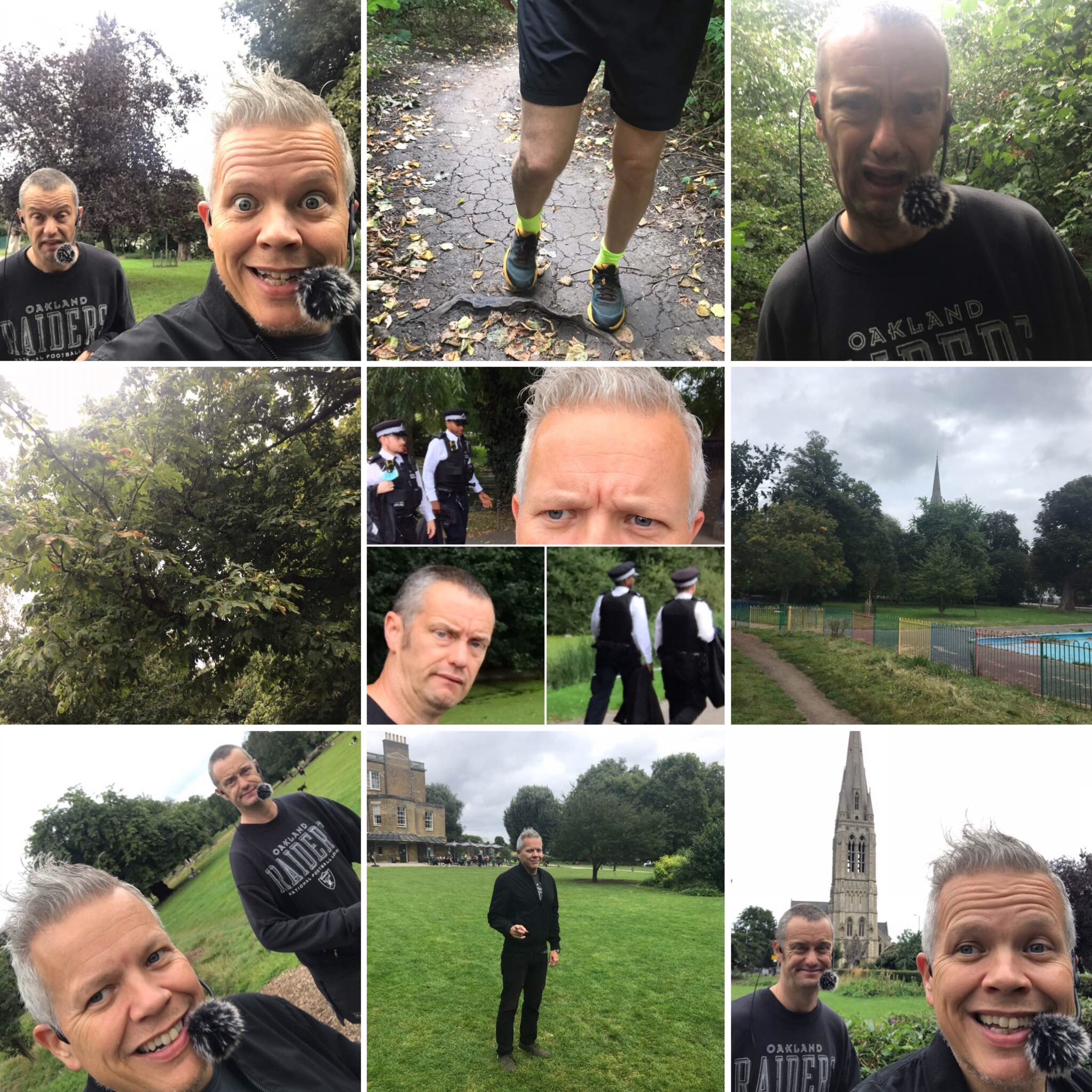 Clissold Catch-up