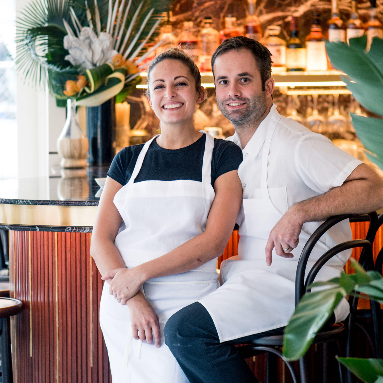 Scott Tacinelli & Angie Rito, Chef-Partners at Don Angie & Quality Italian